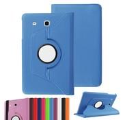 GSMWise Samsung Galaxy Tab A 7.0 Hoesje - 360 graden Draaibare Beschermhoes Cover Tablethoes met Multi-stand - Aqua Blauw / Hemelsblauw