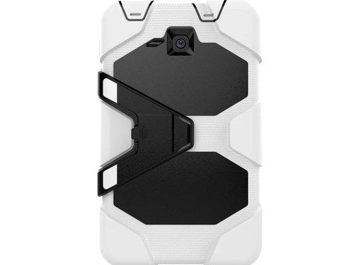 GSMWise Samsung Galaxy Tab A 7.0 Hoesje - Stevig Heavy Duty Tablet Case Schokbestendig - Wit