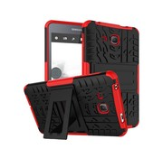 GSMWise Samsung Galaxy Tab A 7.0 Hoesje - Ultra Hybride Hardcase Stevig Hoesje met standaard - Rood