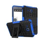 GSMWise Samsung Galaxy Tab A 7.0 Hoesje - Ultra Hybride Hardcase Stevig Hoesje met standaard - Blauw