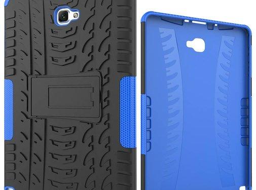 GSMWise Samsung Galaxy Tab A 10.1 (2016) - Hoesje Stevig Heavy Duty Tablet Case Schokbestendig - Blauw