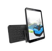 GSMWise Samsung Galaxy Tab A 10.1 (2016) - Hoesje Stevig Heavy Duty Tablet Case Schokbestendig - Zwart