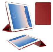 GSMWise Apple iPad Air 2 - PU Lederen Case Cover Tri-fold Stand - Rood