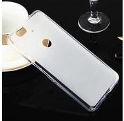 GSMWise Huawei Nexus 6P - Zachte Frosted TPU Hoesje Anti-slip Back Case - Mat Wit