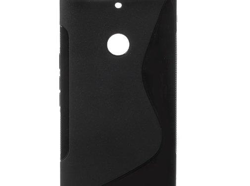 GSMWise Huawei Nexus 6P - S-Line Flexibel TPU Hoesje Back Case - Zwart