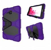 GSMWise Samsung Galaxy Tab A 7.0 Hoesje - Stevig Heavy Duty Tablet Case Schokbestendig - Paars
