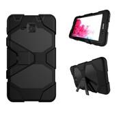 GSMWise Samsung Galaxy Tab A 7.0 Hoesje - Stevig Heavy Duty Tablet Case Schokbestendig - Zwart