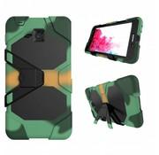 GSMWise Samsung Galaxy Tab A 7.0 Hoesje - Stevig Heavy Duty Tablet Case Schokbestendig - Camouflage