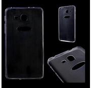GSMWise Samsung Galaxy Tab A 7.0 - Ultra Dun TPU Hoesje Zachte Back Case - Transparant