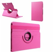 GSMWise Samsung Galaxy Tab S3 9.7 - 360 graden Draaibare Beschermhoes Cover Tablethoes met Multi-stand - Rose