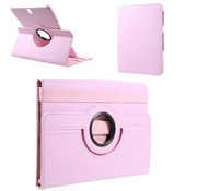 GSMWise Samsung Galaxy Tab S3 9.7 - 360 graden Draaibare Beschermhoes Cover Tablethoes met Multi-stand - Roze
