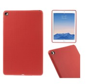 GSMWise Apple iPad Air 2 - Zachte TPU Back Case - Rood