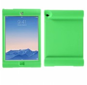 GSMWise Apple iPad Air 2 - Val Bestendig Zachte PU lederen Back Case - Groen