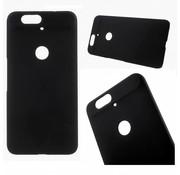 GSMWise Huawei Nexus 6P - Harde Back Case Anti-fingerprint Hoesje - Zwart