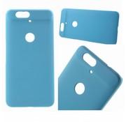 GSMWise Huawei Nexus 6P - Harde Back Case Anti-fingerprint Hoesje - Aqua Blauw Hemelsblauw