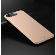 GSMWise Apple iPhone 7 / 8 - Mat PC Hard Back Case - Goud