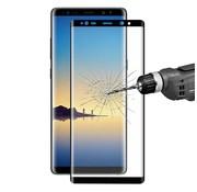 GSMWise Samsung Galaxy Note 8 - Volledige dekkende Tempered Glazen Screenprotector - Zwart