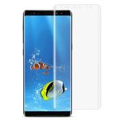 GSMWise Samsung Galaxy Note 8 - Volledige Dekkende Plastic Screenprotector - Transparant