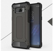 GSMWise Samsung Galaxy Note 8 - Stevig Hybrid Beschermhoesje Back Case Shockproof - Brons