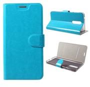 GSMWise Nokia 8 - PU Lederen Bescherm Hoesje met Kaarthouder - Blauw