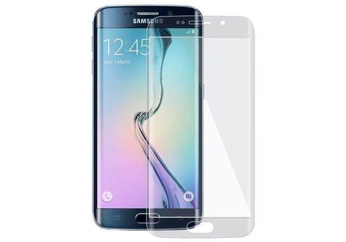 Galaxy S6 Edge Krasbestendige Glazen Screen Protector