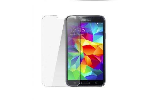 Krasbestendige Glazen Screen Protector voor Samsung Galaxy S5 (Plus) / Neo