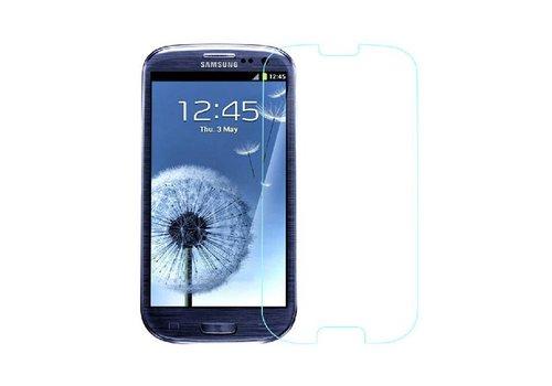 Krasbestendige Glazen Screen Protector voor de Galaxy S3 / Neo
