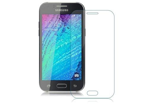 Galaxy A3 Krasbestendige Glazen Screen Protector