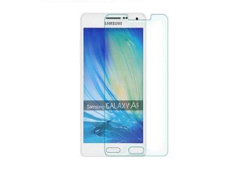 Galaxy A5 Krasbestendige Glazen Screen Protector