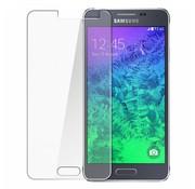 GSMWise Galaxy Alpha Krasbestendige Glazen Screen Protector