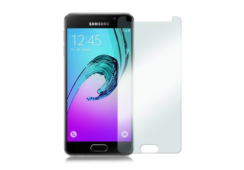 Galaxy J3 Krasbestendige Glazen Screen Protector