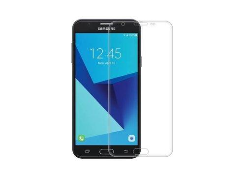 Galaxy J5 Krasbestendige Glazen Screen Protector