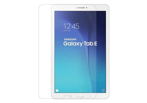 Galaxy Tab E 9.6 Krasbestendige Glazen Screen Protector