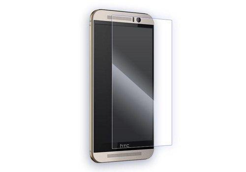 HTC One M9 Krasbestendige Glazen Screen Protector