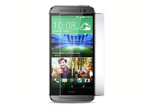 HTC One M8/M8s Krasbestendige Glazen Screen Protector