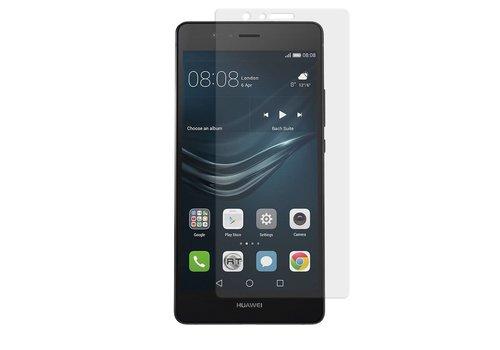Huawei P9 Krasbestendige Glazen Screen Protector