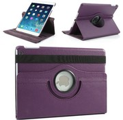 GSMWise Apple iPad Air 1 (iPad 5) - 360 graden draaibare Hoes - Kleur Paars