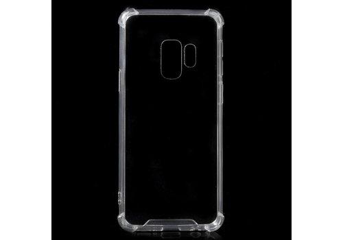 Samsung Galaxy S9 - Ultra Dun TPU Hoesje Zachte Back Case - Transparant
