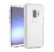 GSMWise Samsung Galaxy S9 - Heldere TPU Back Case - Wit