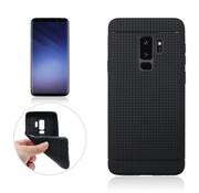 GSMWise Samsung Galaxy S9 - Rubberen TPU Back Case Cover - Zwart