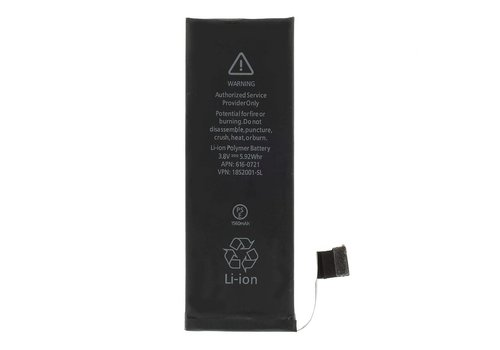 Originele Apple iPhone 5S Batterij 1560 mAh Accu