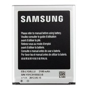 Samsung Originele Samsung Galaxy S3 Neo Batterij EB-L1G6LLU 2100 mAh