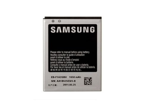 Originele Samsung Galaxy S2 Plus Batterij EB-F1A2GBU 1650 mAh