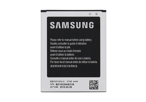 Originele Samsung Galaxy Grand Neo Batterij EB535163LU 2100 mAh