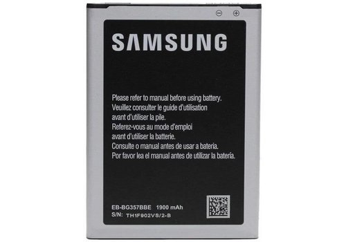 Originele Samsung Galaxy Ace 4 Accu EB-BG357BBE 1900 mAh