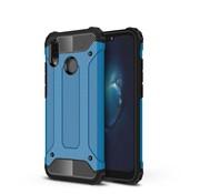 GSMWise Huawei P20 Lite - Stevig Hybrid Beschermhoesje Back Case Shockproof - Baby Blauw