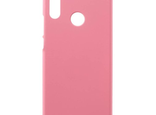 GSMWise Huawei P20 Lite - Rubberen TPU Backcase Cover - Roze