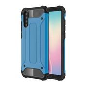 GSMWise Huawei P20 - Stevig Hybrid Beschermhoesje Back Case Shockproof - Baby Blauw