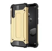 GSMWise Huawei P20 Pro - Stevig Hybrid Beschermhoesje Back Case Shockproof - Goud
