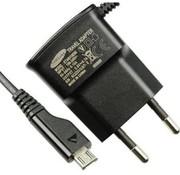 Samsung Originele Samsung Micro USB oplader ETA0U10EBE - Zwart